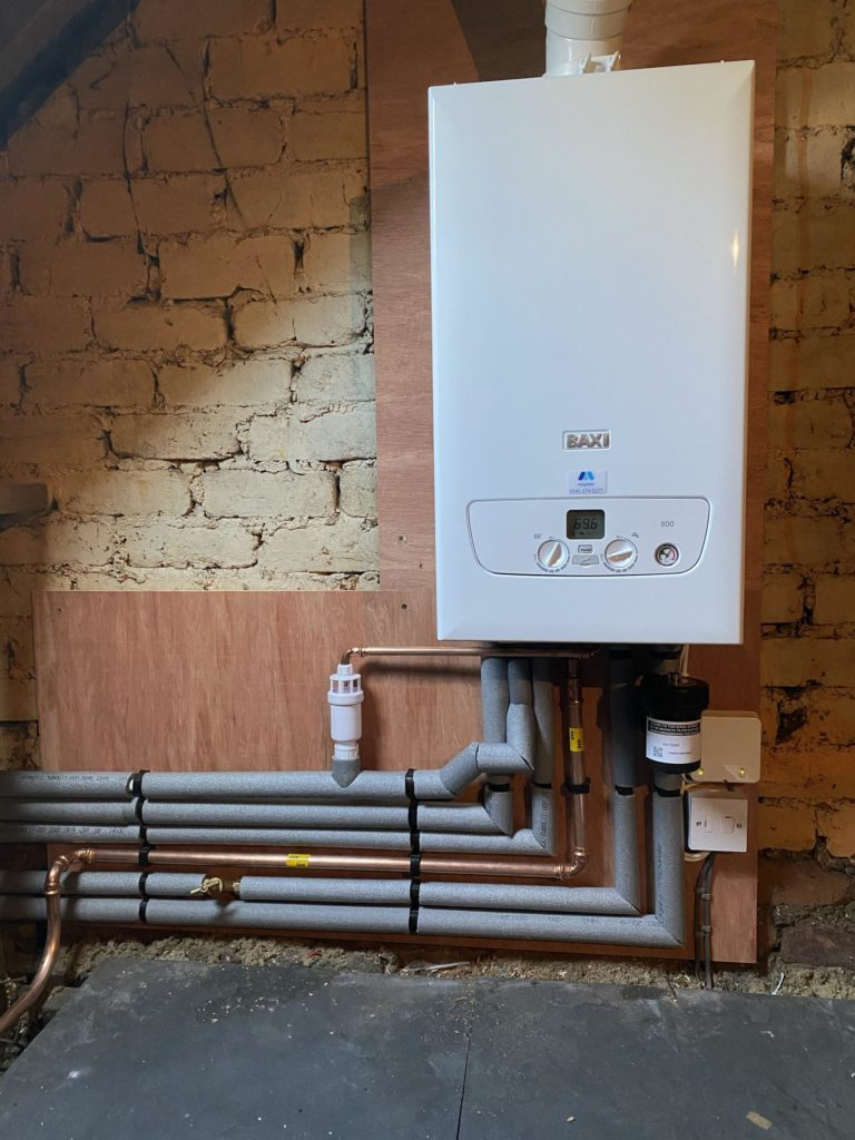 glasgow boiler installation